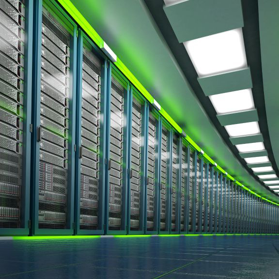 Construction within Live Data Centers