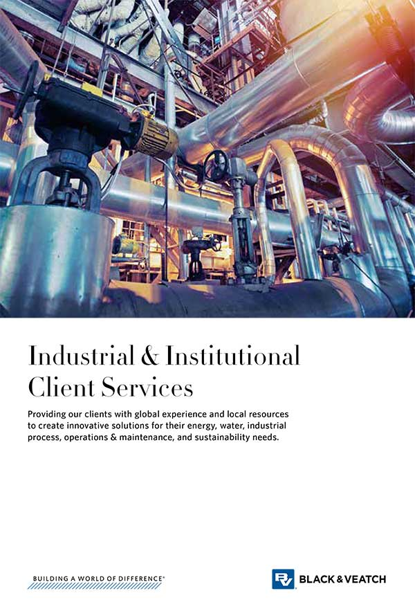 Industrial & Institutional Client Services