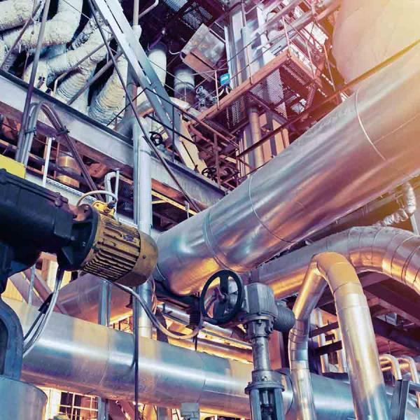 Industrial & Institutional Facility pipes