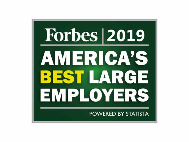Forbes Best Large Employer