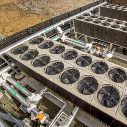 Cooling / Customized Water Solutions