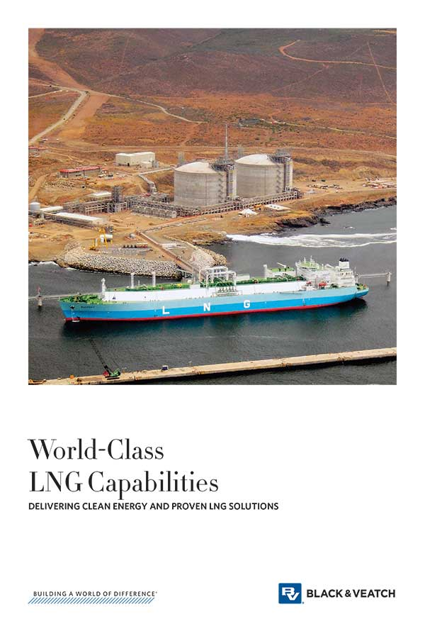 World-Class LNG Capabilities (Asia)