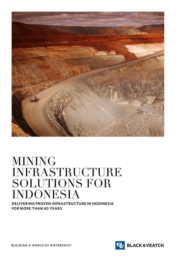 Mining Infrastructure Solutions for Indonesia