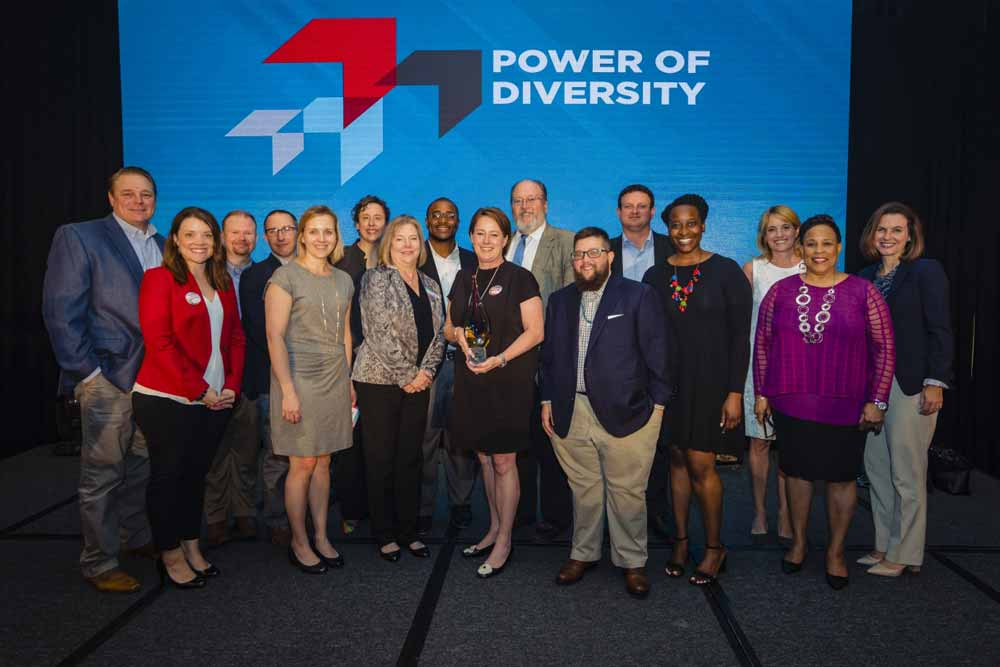Kansas City's Chamber of Commerce honors Black & Veatch's diversity, inclusion emphasis