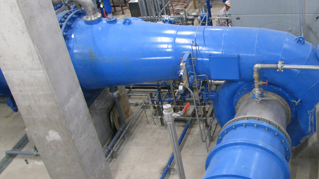 Arlington Hydroelectric Facility