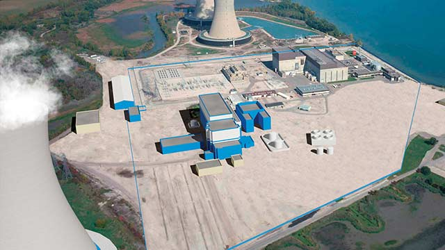 COLA for Detroit Edison Fermi 3 One of Few Applications that Reached ACRS Committee Review Phase