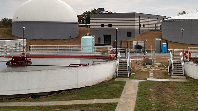 Operational Savings from Energy Performance Contract Expected to Cover Cost of Improvements to Water Reclamation Plant