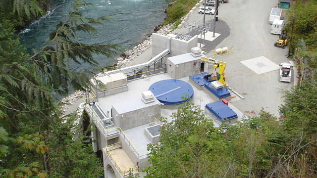 Lower Baker Hydropower Project