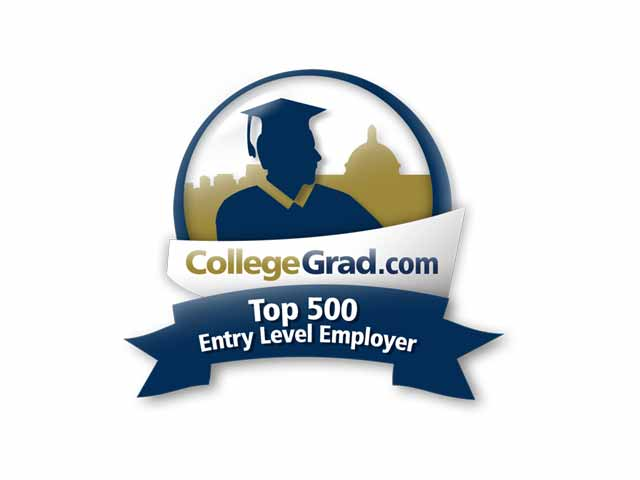 College Grad Top 500 Entry Level Employer