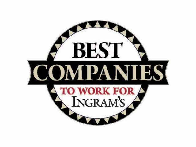 Ingrams Best Companies to Work For