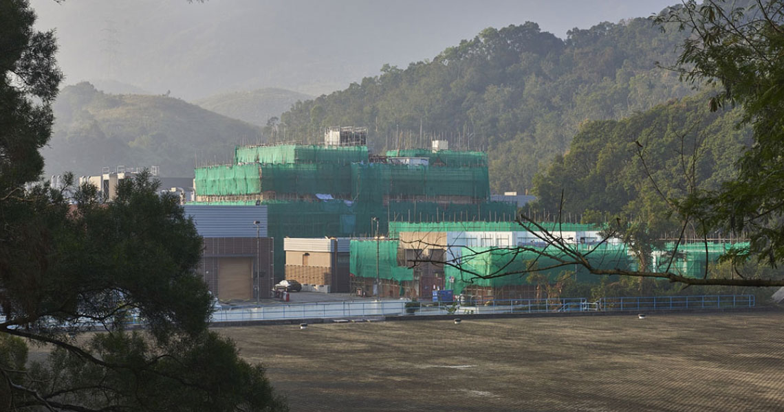 Tai Po Water Treatment Works image 3