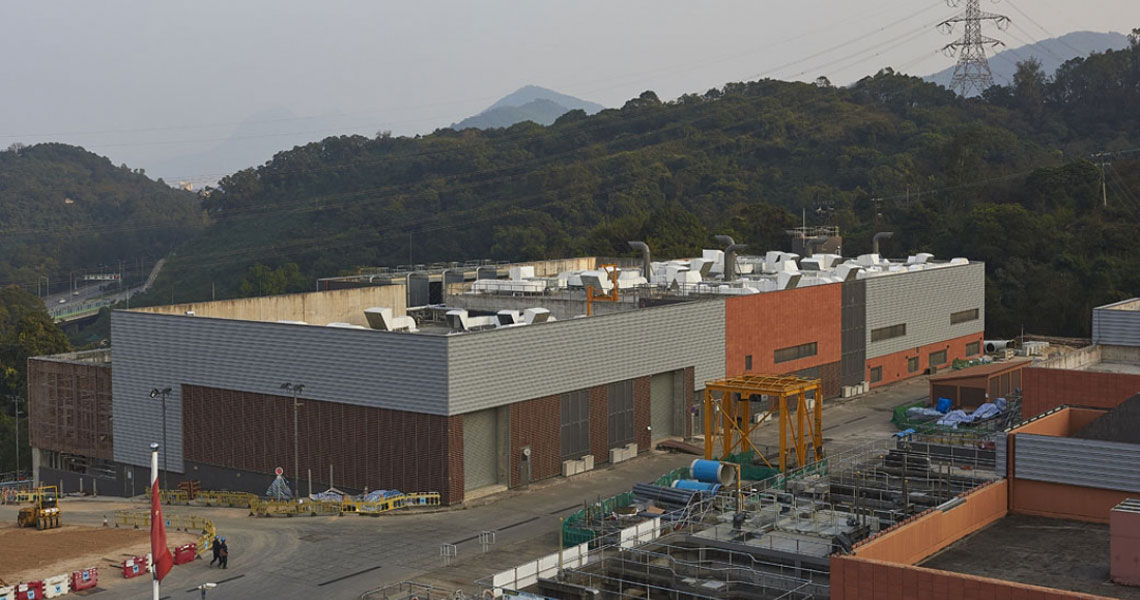 Tai Po Water Treatment Works image 4