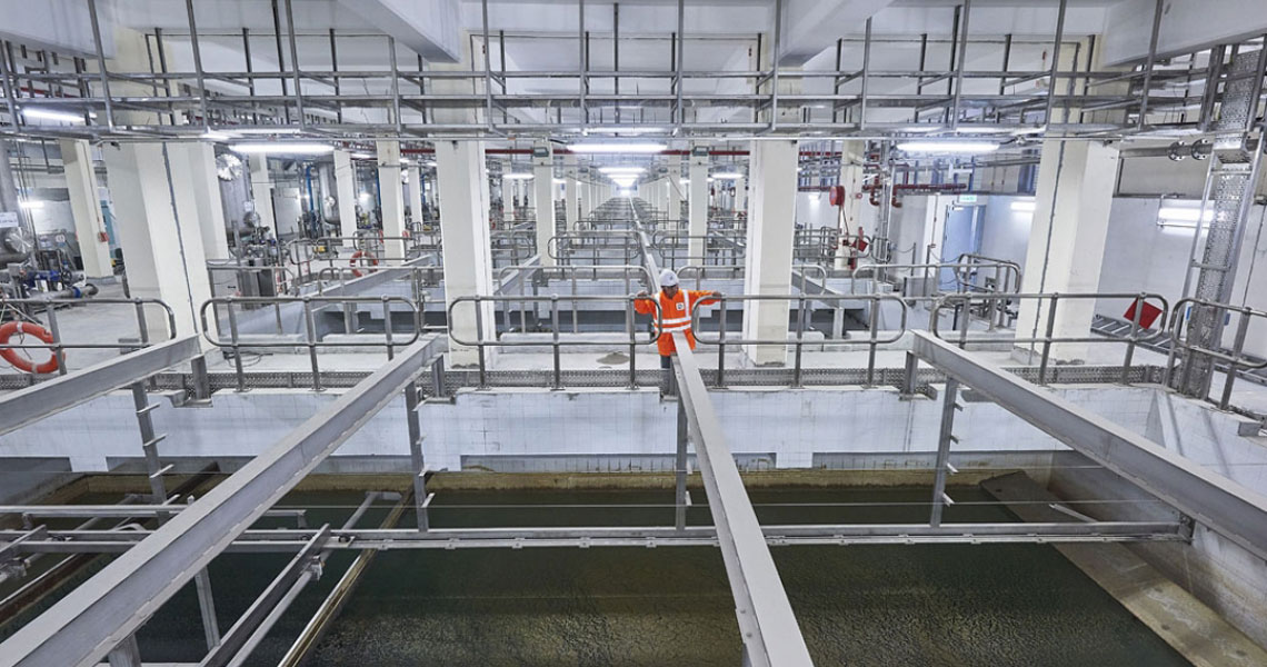 Tai Po Water Treatment Works image 6