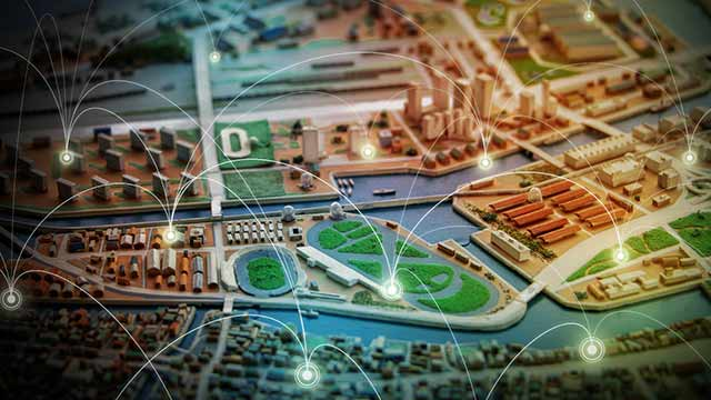 Data and Partnerships Serve as the Foundation for Tomorrow's Smarter Cities