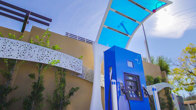 Hydrogen Highway Fueling Station