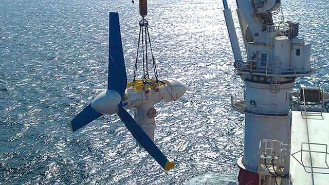 Study Determines 'Preferred Architecture' to Demonstrate Tidal Energy Can be Cost Competitive