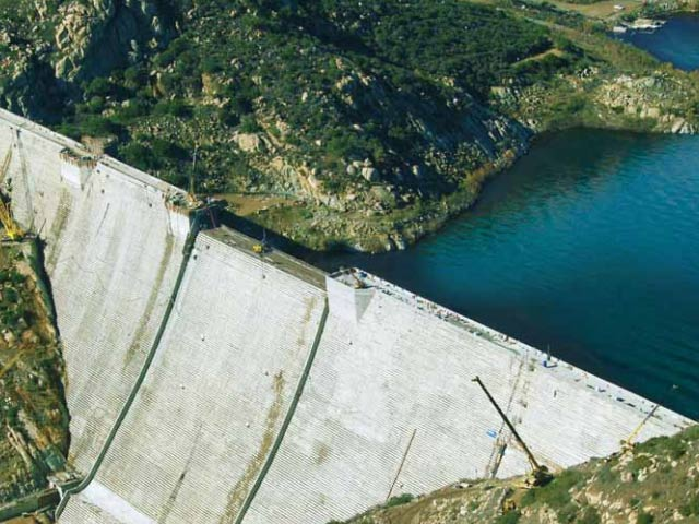 Dams, Levees and Reservoirs